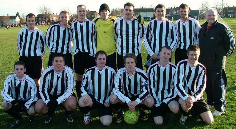 Medway Rovers 2007